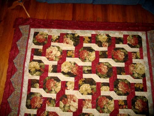 Trellis quilt pattern design patterns for Garden trellis designs quilt patterns