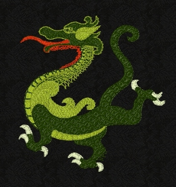 dragon-embroidery-redwork