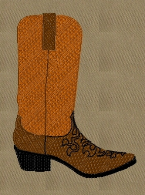 free-cowboy-boot-filled-embroidery