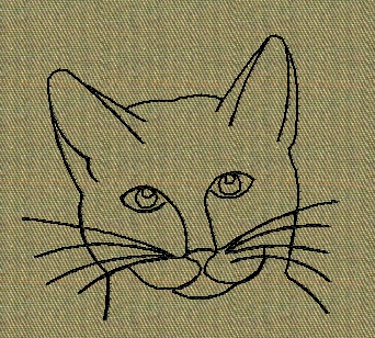 cat-face-redwork-embroidery
