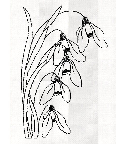 galanthus-redwork-embroidery