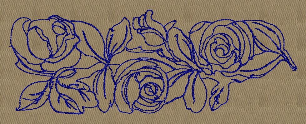 Floral redwork index htm