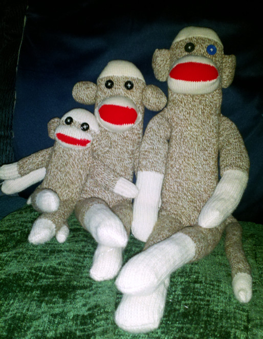 traditional-sock-monkey-doll