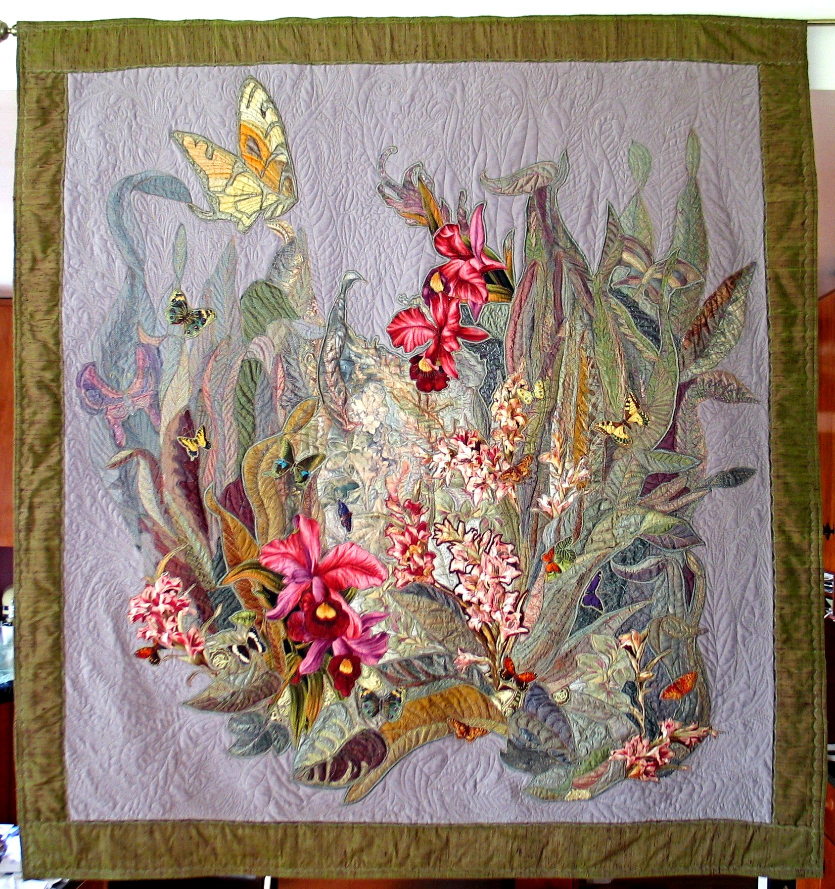 oasis-butterfly-orchid-art-quilt