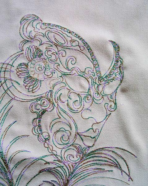 venetian-butterfly-mask-redwork-embroidery