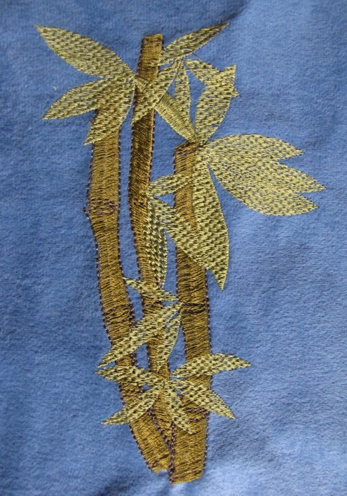 bamboo-tree-leaves-embroidered