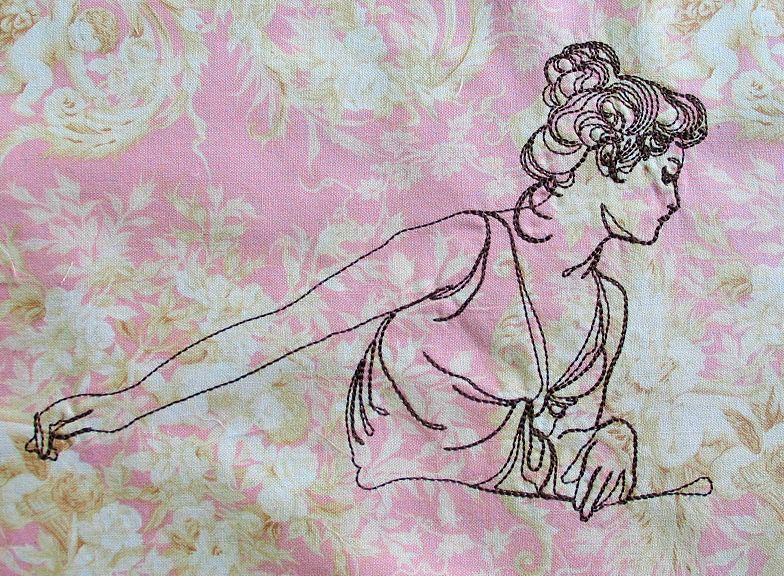 mucha-women-no-rose-redwork-embroidery