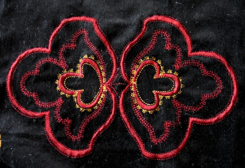 open-lace-satin-ornament-abstract-embroidery