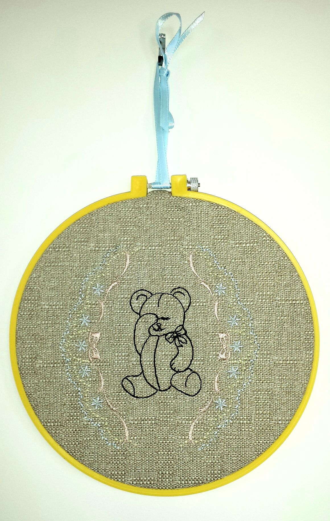baby-bear-redwork-embroidery