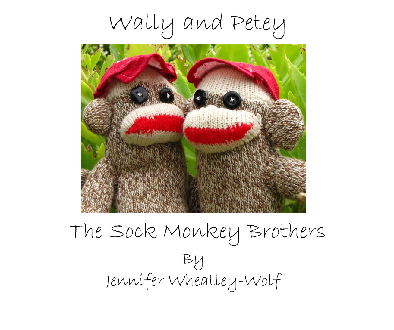 wally-petey-sock-monkey-brothers-storybook